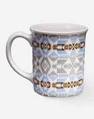 Pendleton Heritage Silver Bark Ceramic Mug