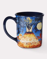 Pendleton Full Moon Lodge Ceramic Mug