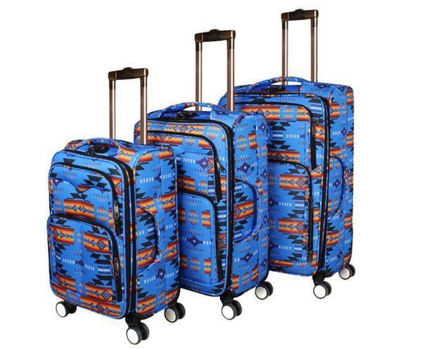Native Design 3 piece Luggage Set