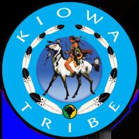 Kiowa Tribe 4 x 4 Magnet