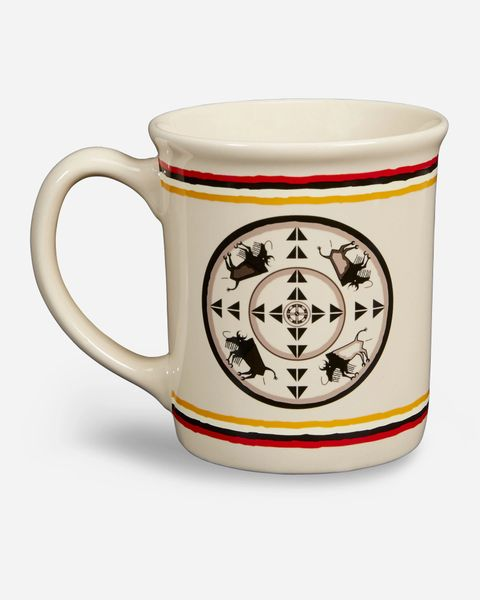 Pendleton Buffalo Nation Ceramic Mug