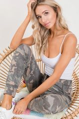 Mila Joggers - Camouflage
