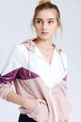 Layla Windbreaker - Pink