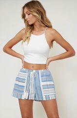 Skylar Shorts - Blue