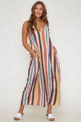 Samantha Dress - Multi Color