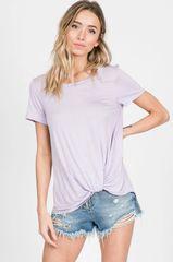 Gabriella Top - Lavender