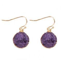 Aubree Earrings - Tanzanite