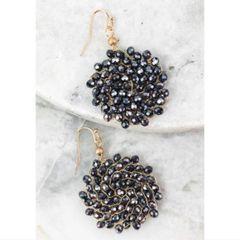 Sadie Earrings - Black