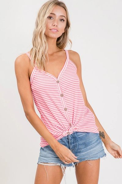 Emerson Top - Pink