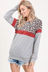 Cala Sweatshirt - Grey