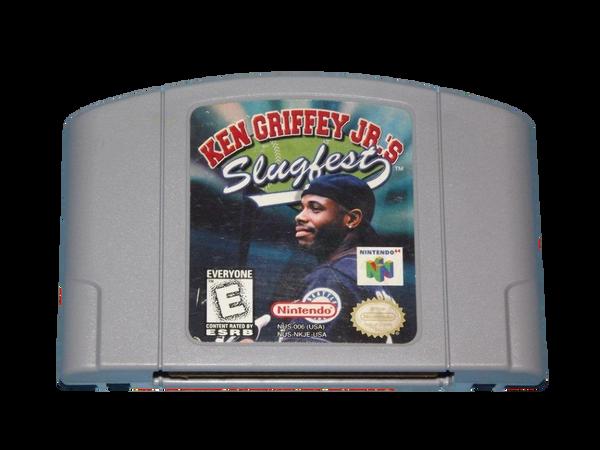 Ken Griffey Jr.'s Slugfest