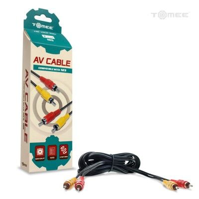 2 Prong NES AV Cable