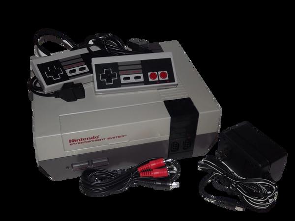 Nintendo NES System