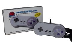 SNES Controller with 11 ft. Cord