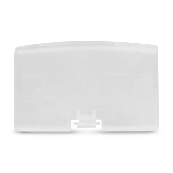 Clear Game Boy Advance Battery Cover