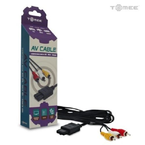 GameCube/ N64/ SNES AV Cable