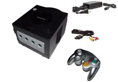 GameCube System Console (Black)