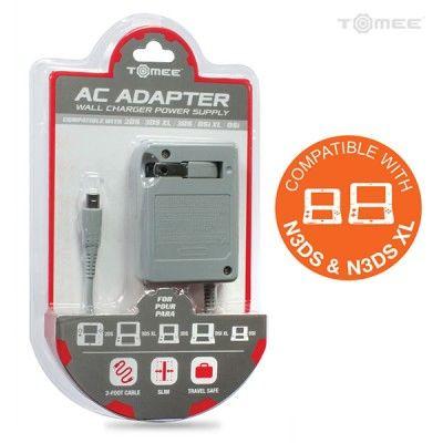 3DS XL/ 3DS/ 2DS/ DSi XL/ DSi/ N3DS/ N3DS XL AC Adapter - Tomee