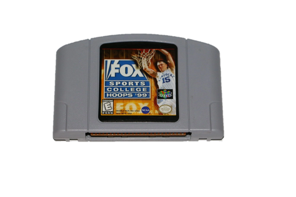 Fox Sports College Hoops '99