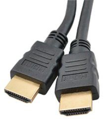 3ft Gold Plated HDMI Cable
