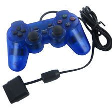 PS2 Controller (Blue)