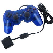 PS2 Controller (Blue)