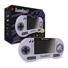 SupaBoy S Portable SNES Console