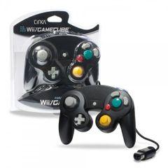 Wii/GameCube Controller (Black)-CIRKA