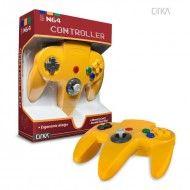 N64 Controller (Solid Yellow)-CIRKA