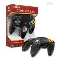 N64 Controller (Solid-Black)-CIRKA