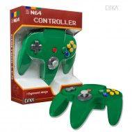 N64 Controller (Solid-Green)-CIRKA