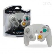 Wii/GameCube Controller (White)-CIRKA