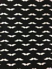 Mustachio - cotton