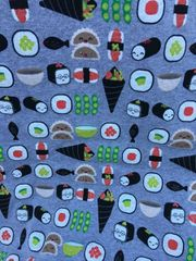Sushi rolls - cotton