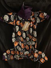 "Spooky Pumpkins - cotton "" Ready to ship - Sm, Med,Lg & XL"""