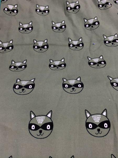 Trash Pandas - cotton