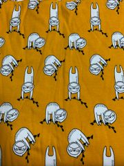 Hangin Sloths - cotton