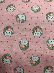 Pretty Hedgehog - cotton