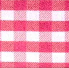 Pink Gingham Plaid