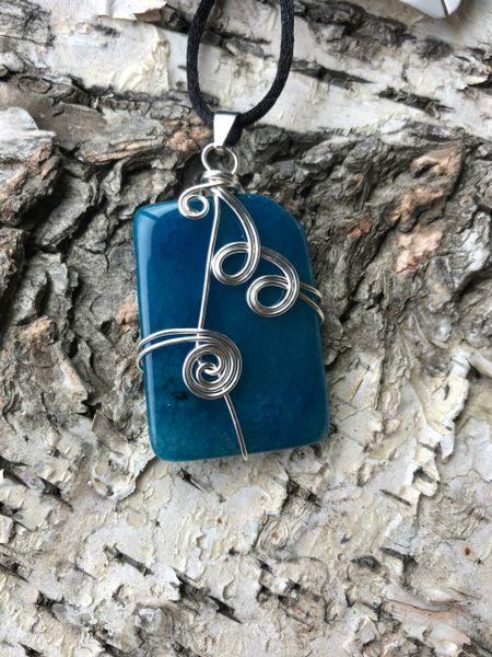 stone pendant 2