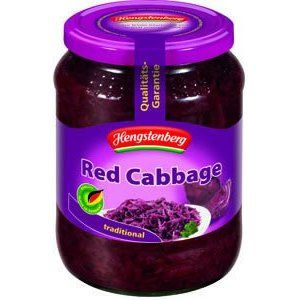 HENGSTENBERG RED CABBAGE