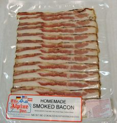 NITRATE FREE BACON