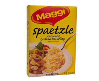SPAETZLE-MAGGI