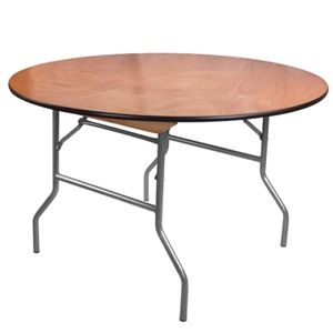 48 Quot Round Folding Table Rental Phoenix Arizona Table And