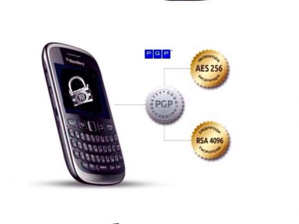 New Blackberry 9320 phone with 6 month pgp service