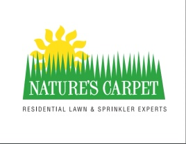 Nature's Carpet  Lawn & Sprinkler