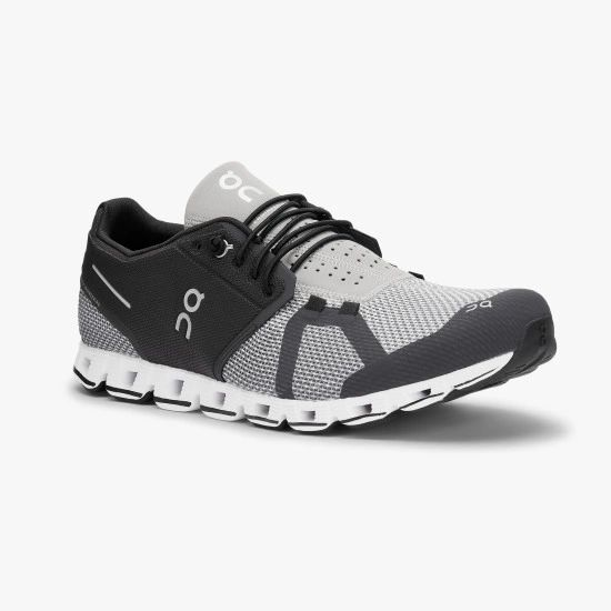 ON CLOUD MEN'S - BLACK/SLATE