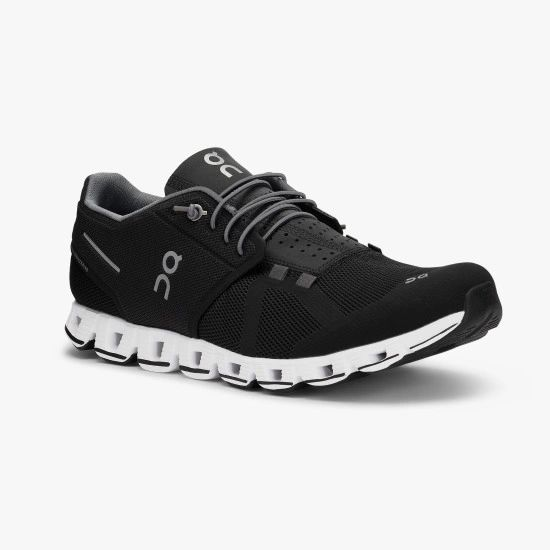 ON CLOUD MEN'S - BLACK/WHITE