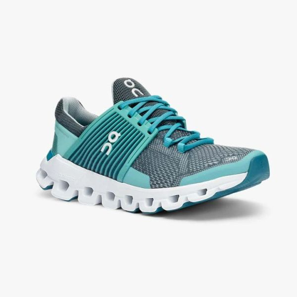 ON CLOUDSWIFT WOMEN'S - TEAL/STORM