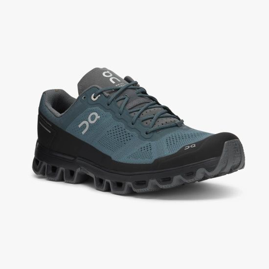 ON CLOUDVENTURE MEN'S - SHADOW/ROCK